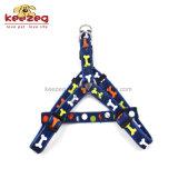 De nylon Afzonderlijke Aanpassing van de Kraag van de Uitrusting van de Hond van de Druk van de Overdracht &Leashes (KC0107)