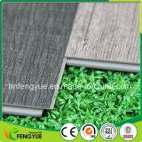 Étage européen de cliquetis de vinyle de PVC de type de régénération environnementale