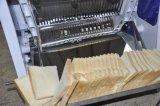Коммерчески цена Slicer хлеба машины 12mm хлебопекарни автоматическое электрическое