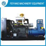 DoosanエンジンP126t1-IIを搭載する260kVA/240kwディーゼル発電機