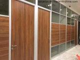 Conception en bois de paroi de cloison depuis l'atelier WPC indépendant en Chine