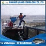 HDPE que flutua a gaiola de Aguaculture para a piscicultura