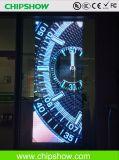 Schermo di visualizzazione trasparente di LED della visualizzazione della finestra trasparente esterna di Galss