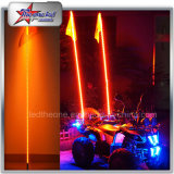 Super Bright ATV Light Whips Simple LED à LED pour UTV 4FT 5FT 6FT 8FT LED Safety Flag pour Jeep
