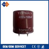 400V Breuk 470UF in de Elektrolytische Condensator van het Aluminium 105c