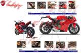 Conjunto completo de fibra de carbono Moto Peças Acessórios para Ducati Panigale V4