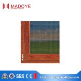 Guichet en aluminium de tissu pour rideaux pour la véranda fabriquée en Chine