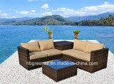 2017 New Design Wicker / Rattan Garden Sofa Outdoor Furniture