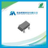 Transistor de uso geral eletrônico do componente SMD (NPN)