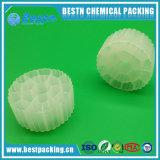 Filtro de media de Mbbr para el tratamiento de aguas de la impresión y del teñido