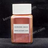 88423 gel pourpré/rouge de scintillement de manucure de caméléon cloue le colorant
