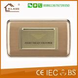IEC Ce Hotel de la aprobación de la tarjeta de alimentación Contacto