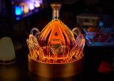 Basis van de LEIDENE de AcrylTribune van de Vertoning voor Alcoholische drank Martell