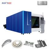 Stahlmetallfaser-Laser-Ausschnitt-Maschine/Qualitäts-MetallCNC Laser-Scherblock