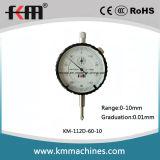 DIN878 기준 0-10mm 다이얼 표시기 다이얼 계기