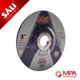 Roda de moedura abrasiva da alta qualidade para a superfície de metal