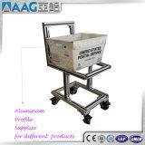 Aluminiumstrangpresßling-Profil für Verpackmaschine-Förderanlagen