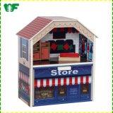 Горячее сбывание ягнится деревянная миниая мебель дома куклы игрушки