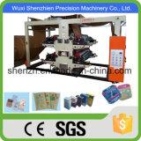 Producto de papel de la fabricación de la máquina de Wuxi 4 bolsas de papel de Kraft de las capas que hace la máquina