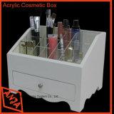 Les étagères en bois et le maquillage cosmétiques Présentoir