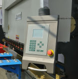 De Elektrohydraulische Synchrone CNC Buigende Machine van We67k 100t/3200
