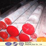 Barra redonda laminada a alta temperatura de aço de carbono SS400/A36/Q235