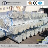 Труба горячего DIP гальванизированная стальная для строительных материалов