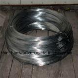 Usine ISO9001 16years galvanisée bon marché galvanisée de fil de relation étroite de fil d'obligatoire de fil de fer de qualité