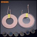 Núcleo de Ar Bobina magnética carregador sem fio de telefone móvel Universal da bobina