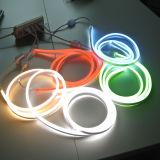 Mini LED indicatore luminoso al neon flessibile caldo 110V/220V della corda di bianco 3000k