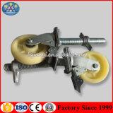 Gestell-Hochleistungsfußrollen-Räder mit Bremse