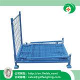 Складной стол сеткой контейнер для склада и под Forkfit с маркировкой CE