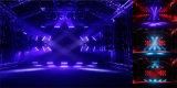Disco-Licht 7*15W Continu drehendes bewegliches Hauptträger RGB-LED