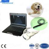 Ordinateur portable à usage vétérinaire échographe