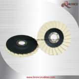 100 disco di rotella di lucidatura ritenuto di millimetro lane