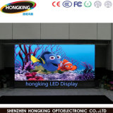 Afficheur LED polychrome d'intérieur élevé de la définition P4 (256*128mm)