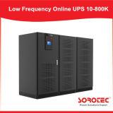 PF 0.9, 10-800kVA Niederfrequenzonline-UPS Gp9335c