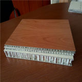 Comitati di alluminio del composto del favo di colore bianco