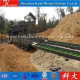 Criba del oro del acero de manganeso del tamiz de la capa doble alta (KDTJ-100)