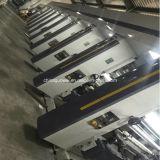 Machine de Prining de gravure de 8 couleurs avec la gestion par ordinateur