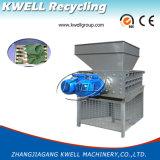 De mini Ontvezelmachine van het Schroot van Twee Schacht/de Ontvezelmachine van het Koper/Mini Verscheurende Machine