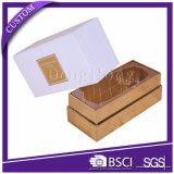 皿の挿入が付いている贅沢で堅いふたの香水のギフト用の箱