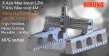 Супер большой механический инструмент /CNC филировальной машины Gantry CNC (HPG8030)