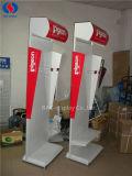 OEM-производителя индивидуальные и надежная металлическая молоко напольная стойка