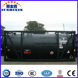 진공 다중층 절연제 저온 탱크 콘테이너