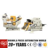 Automatização 3 em 1 Straightener com o alimentador servo do Nc (MAC4-1400H)