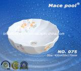 美しい浴室衛生製品の陶磁器の洗面器ボール(075)