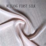 Tela de nylon de seda de Georgette, tela misturada de seda de Ggt, tela de mistura de seda. Tela misturada de seda