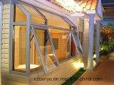 Panama Standard PVC Window Simple vitrage UPVC Fenêtre et porte Fabriqué à Roomeye