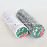 Vente chaude 8mil*18mm*10yds Osaka isolant la bande de PVC
